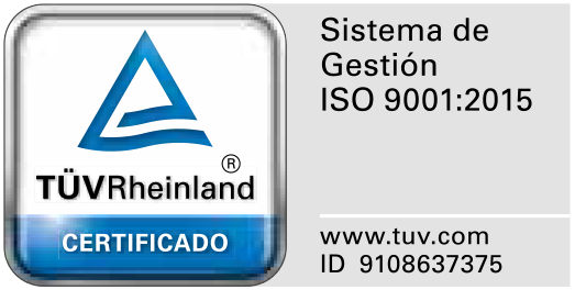 Certificación ISO 9001 2015
